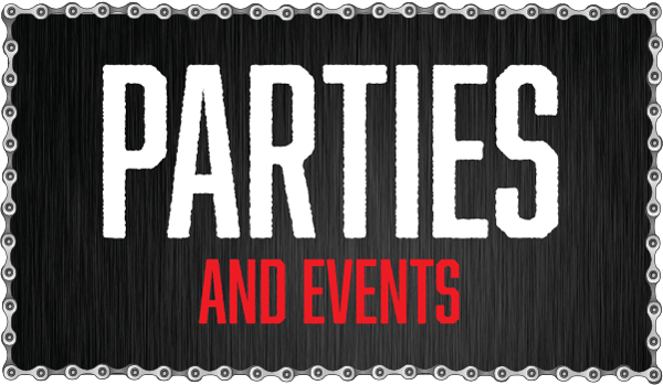 Parties and Events