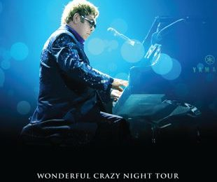 11th December Elton John Crazy night in Lisbon MEO arena